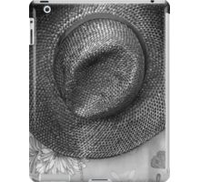 old  hat iPad Case/Skin