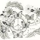 PEACE IN NATURE by Gea Jones