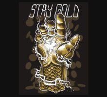 Stay Gold Kids Tee