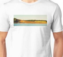 YELLOW PATCH - From the deck of Misty of Gosford. Unisex T-Shirt