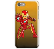 Cute Iron Man iPhone Case/Skin