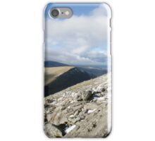 Mount Snowdon iPhone Case/Skin