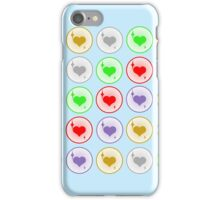 Mystic Messenger Hearts iPhone Case/Skin