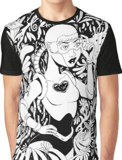 Lost on a Strange Planet Graphic T-Shirt