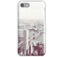 New York From a New Zenith 2016 *Colour* iPhone Case/Skin