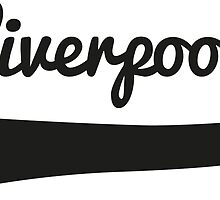Liverpool Swirl T-Shirt Apparel by springwoodbooks