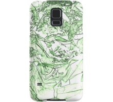 abstract scrap metal Samsung Galaxy Case/Skin