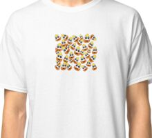 HALLOWEEN CANDY CORN ON EVERYTHING Classic T-Shirt