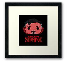 Dr Strange Framed Print