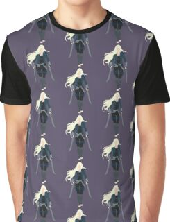 Throne of Glass | Minimalist Celaena Sardothien Graphic T-Shirt