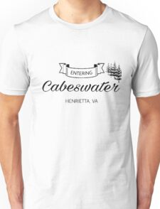 Entering Cabeswater Unisex T-Shirt