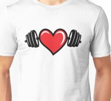 Strong Healthy Heart Unisex T-Shirt