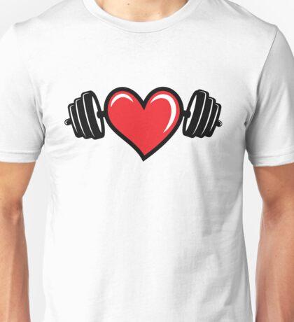 Strong Healthy Heart Unisex T-Shirt
