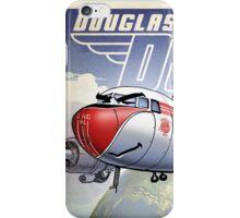 "WINGS Series ""DC-3"" iPhone Case/Skin"
