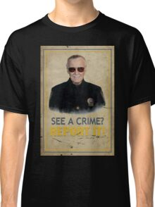 Officer Lee Classic T-Shirt