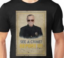 Officer Lee Unisex T-Shirt