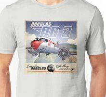 "WINGS Series ""DC-3"" Unisex T-Shirt"
