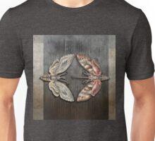 Circle of the moths Unisex T-Shirt
