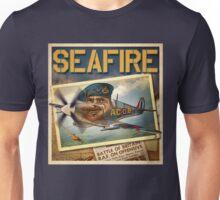 "WINGS Series ""SEAFIRE"" Unisex T-Shirt"