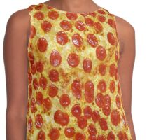 PEPPERONI PIZZA Contrast Tank