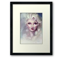 Ice Queen Framed Print