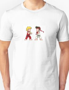 Street Brawler II (Wee-Guys) Unisex T-Shirt