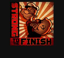 """POPEYE- Strong to the Finish""  Unisex T-Shirt"