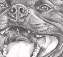 Staffie Smile - Staffordshire Bull Terrier Sticker