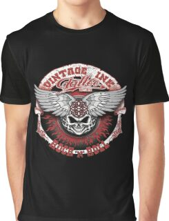 Vintage Ink Tattoo Graphic T-Shirt