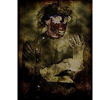 Mad Scientist Photographic Print