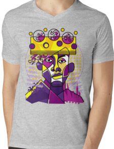 Kendrick Lamar Control Verse T-shirt Mens V-Neck T-Shirt