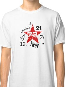 Numbers field 73 VRS2 Classic T-Shirt
