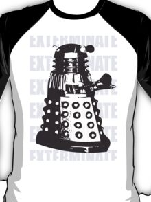 DALEK EXTERMINATE T-Shirt