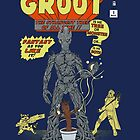 The Incredible Groot by Samiel