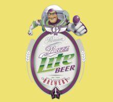 Buzz Lite Beer Kids Tee