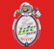 Buzz Lite Beer One Piece - Long Sleeve