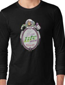 Buzz Lite Beer Long Sleeve T-Shirt
