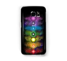 Chakra Frequencies Phone Case #1 Samsung Galaxy Case/Skin