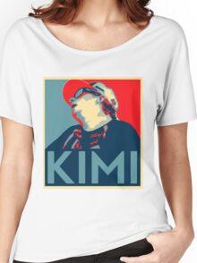 Kimi Räikkönen Hope Women's Relaxed Fit T-Shirt