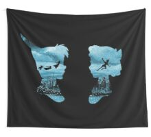 Peter and Wendy Wall Tapestry