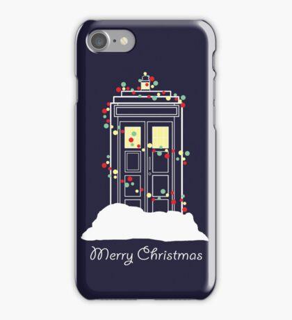 Christmas Sci-Fi - I iPhone Case/Skin