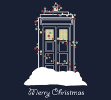Christmas Sci-Fi - I Kids Clothes