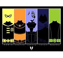 Vector Titans Photographic Print