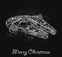 Christmas Sci-Fi - II by Nados