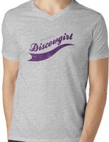 DISCOWGIRL - P Mens V-Neck T-Shirt