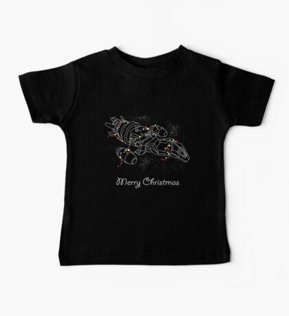 Christmas Sci-Fi - III Baby Tee