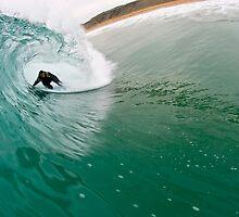 Shoulder View by Matt Ryan
