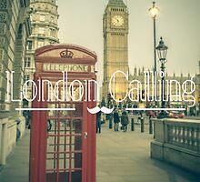 London Calling by Alexandra Vaughan Photography & Design
