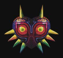Triangle Majora's Mask by iamaaiki