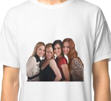 Once Upon A Time Female Cast Classic T-Shirt